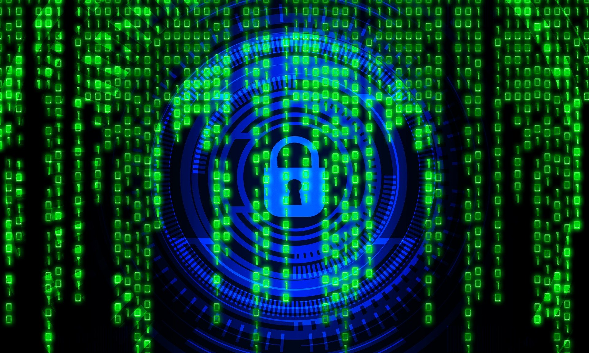 image of cyber security solutions and defences